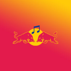 Red Bull Music Festival GIFs logo